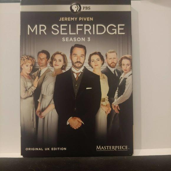 Masterpiece: Mr. Selfridge - Season 3
